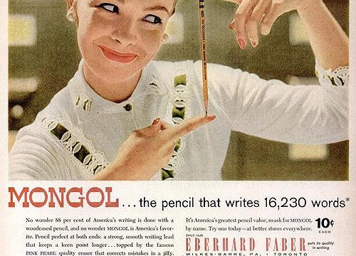 The Best Pencil Print Ad Campaigns